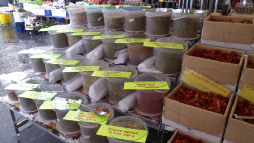Spice shop at Campo di Fiori