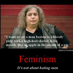 Feminism as a Hate Movement and Censor of Free Speech