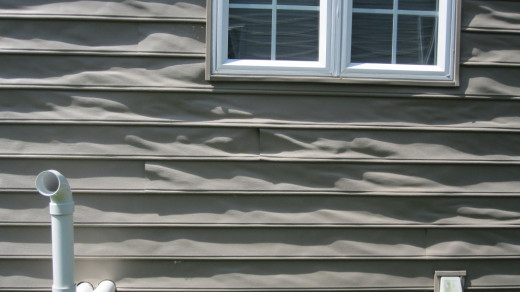 Replace Damaged Siding
