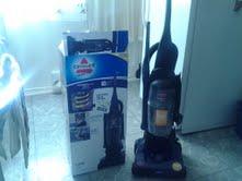 My Bissell vacuum