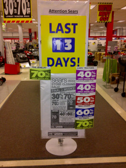 Death of Sears: The End of Brick and Mortar Stores and What will Replace Them