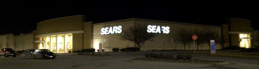 The sun has set on Sears