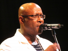 Michael Carter,  along with some of his friends, organized two beautiful evenings of rhythm and blues, rock and jazz at the Media Theater which is located downtown Media, Pa.