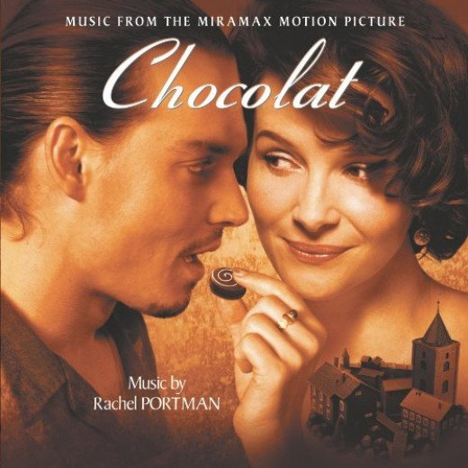 Pair your fine chocolate with a romantic movie for a guarantied success!
