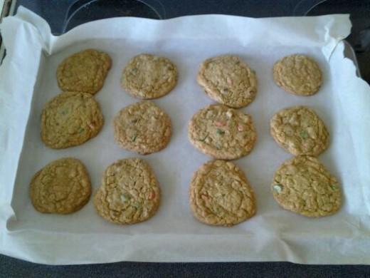Homemade Graham Cracker Cookies