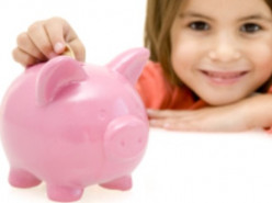 Keep you kids aware that saving is essential.