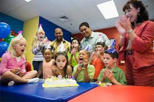 A birthday party your kid will surely enjoy!