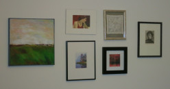How to Hang Your Art and Photographs