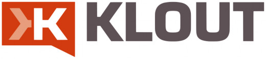 The official Klout logo