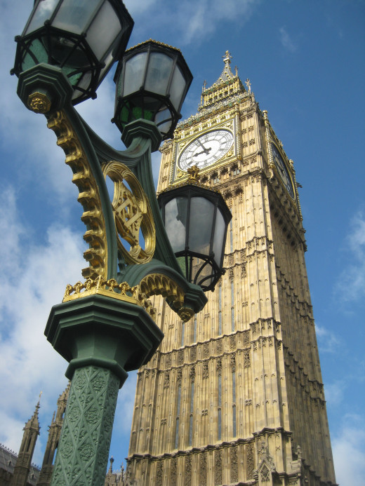 London, England: Planning is the Key