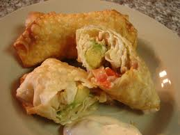 How to Make Chicken Egg Rolls Recipe