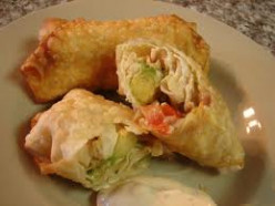 Easy 5 Ingredient Recipe for Egg Rolls