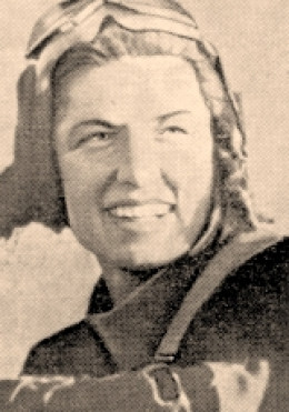 Yekaterina Budanova, Flying Ace