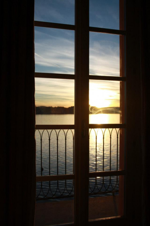 The Sunrise - Lago Maggiore, Italy