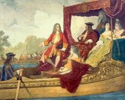 George Fridric Handel and the first Hanoverian Kings