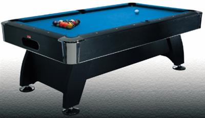 Black cat Pool Table