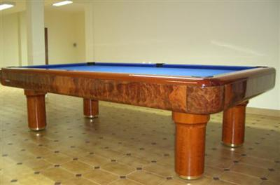 Luxury Italian Pool Table