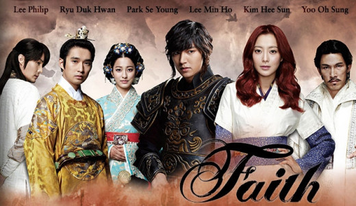 Faith (the Great Doctor)-My Pick of the Best Korean Drama ...