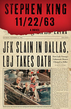 """11.22.63"" by Stephen King, a Book Review"