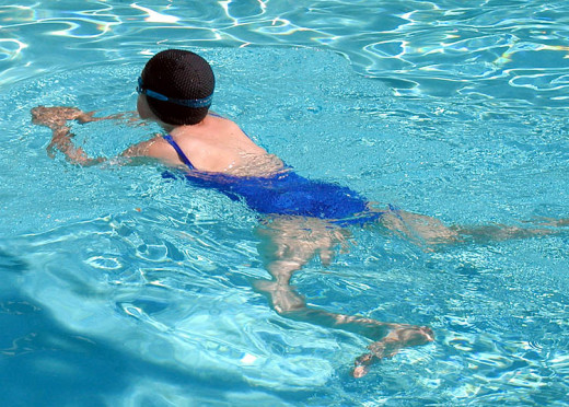 Swimming is a great exercise for those seeking a low impact workout. Swimming can be done at any age, indoors or out.
