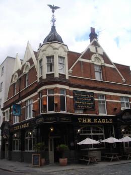 The Eagle, London