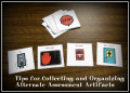 Tips for Collecting and Organizing Alternate Assessment Artifacts