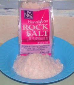 Danger And Benefits Of Salt