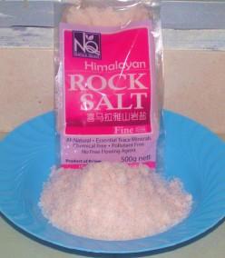 Danger And Benefits Of Salt