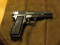 German WWII FN High-Power Pistol