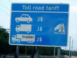 Toll Signs