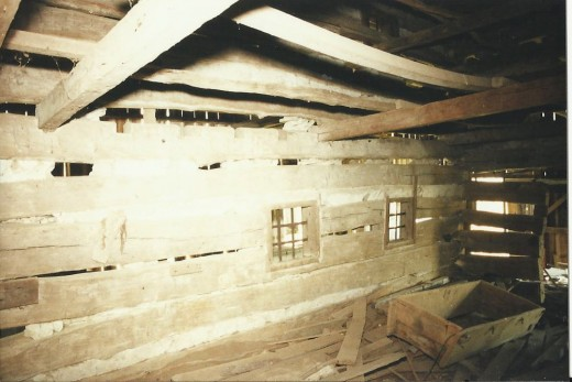 The Slave Jail now inside of the National Underground Railroad Freedom Center in Cincinnati was moved from its site near Maysville, Kentucky after opposition to the removal was quashed.