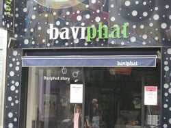 The outside of a Baviphat store.