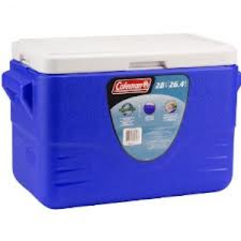 Ice Coolers like this One can be a great place to put ice, drinks and anything that you need to stay cold.