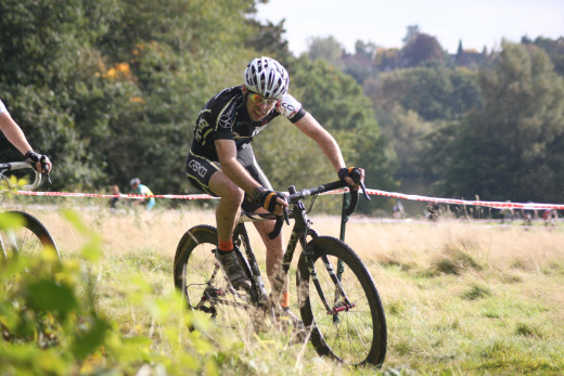 Cyclocross is a great sport and there are some excellent gift ideas for cyclocross lovers out there to select from. In action- Gareth Whittall of Clay Cross RT