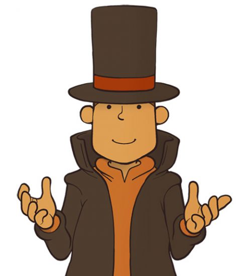 Professor Layton is the puzzle-loving archeologist and the hero of the Professor Layton games for Nintendo DS.