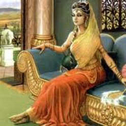 Rape of Draupadi and the Bheel Mahabharta