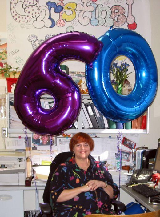 60?  Yikes!!!