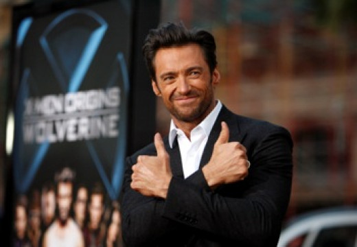 He was like Wolverine with no claws, which is just a Hugh Jackman.