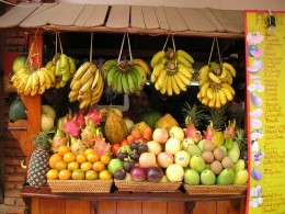 Fresh fruits and vegetables should be the foundation of your diet.