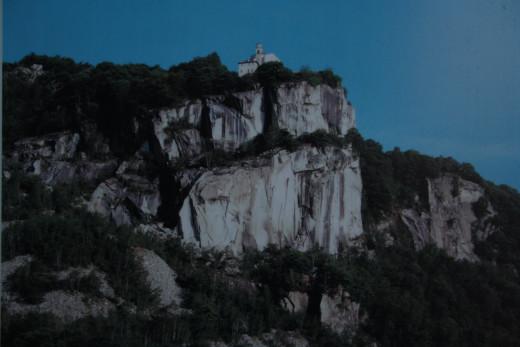 Madonna del Sasso (Piedmont), Italy