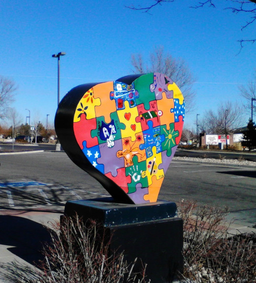"""Connections of the Heart"" on Eagle Drive in Loveland"