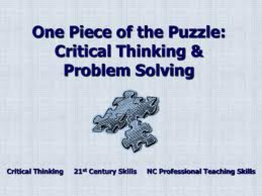 Solving Problems and Critical Thinking skills are an excellent quality to possess in the management field.