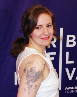 Lena Dunham: Fat and Ugly?