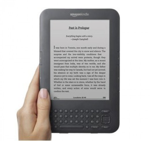I own the Kindle Keyboard. I was willing to spend a bit more for a model that I really enjoy, and I'm not fond of any type of touch screen! My best friend owns the same model.