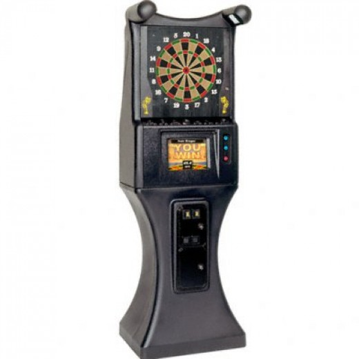 Electronic Dart Boards With Cabinet Electronic Dart Board Examples