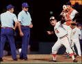 Earl Weaver was a manager who hated umpires and bunting but loved winning