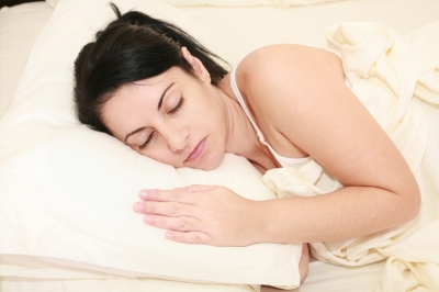 Sleeping is a great 'excuse' for clear skin without having to put much effort in!