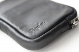 Rapha make some great cycling gifts. This leather pouch is just the right size for a cycling jersey pocket