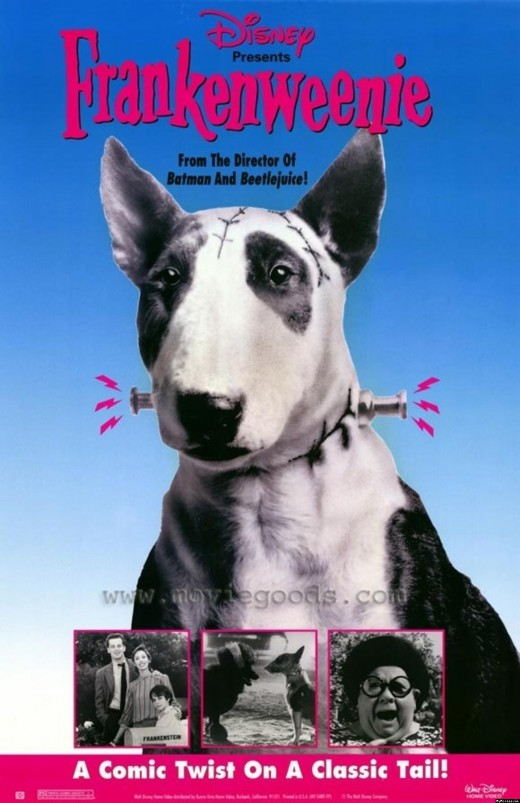 Movie poster for the 1984 version