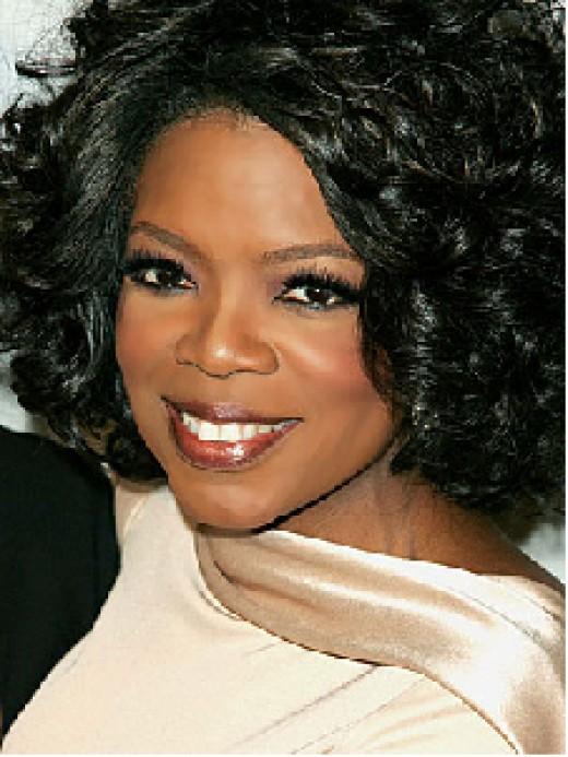 Oprah Winfrey, Famous Aquarian